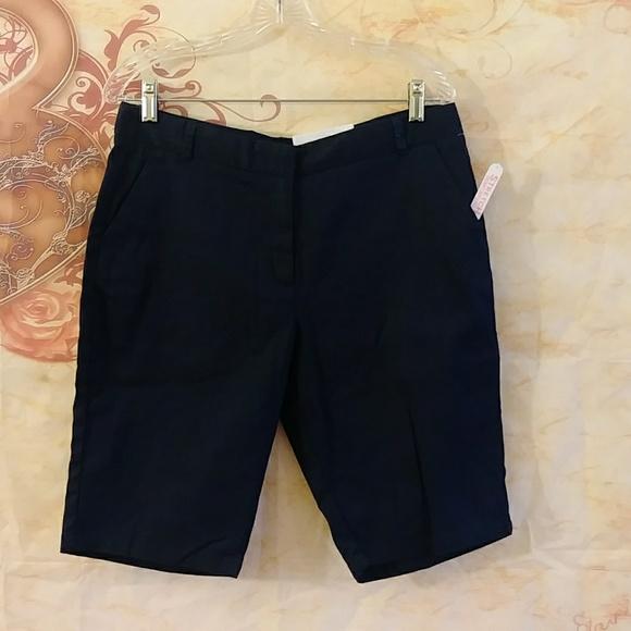 4d2abdbb23c51 Izod Girls school uniform shorts plus size 18.5